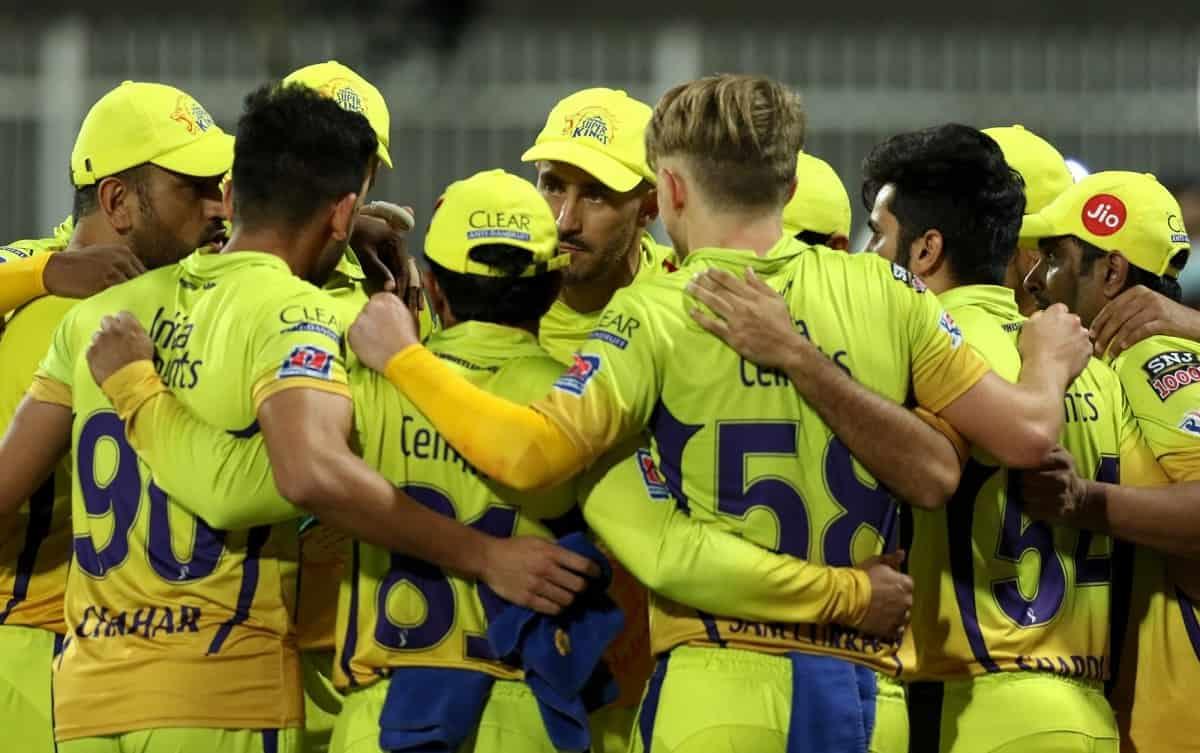 Cricket Image for चेन्नई सुपर किंग्स ने तमिलनाडु में लोगों के लिए मदद का हाथ बढ़ाया,450 ऑक्सीजन कंसे