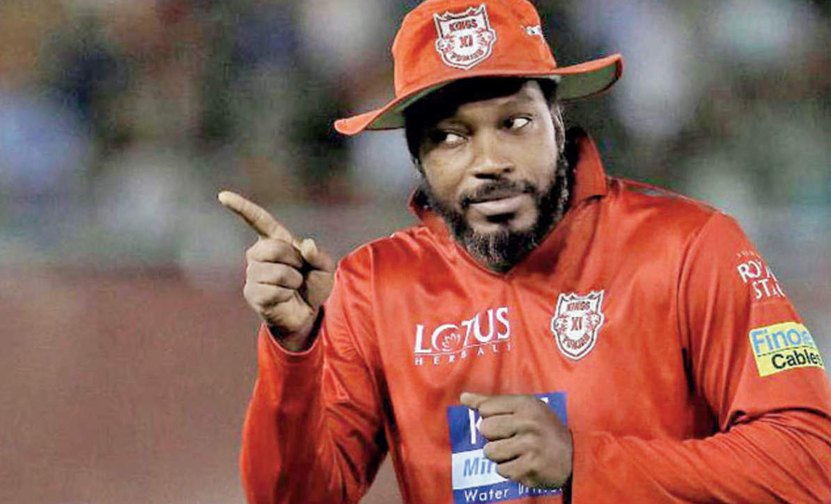 Funny Moments From The Universe Boss - Chris Gayle (VIDEO)