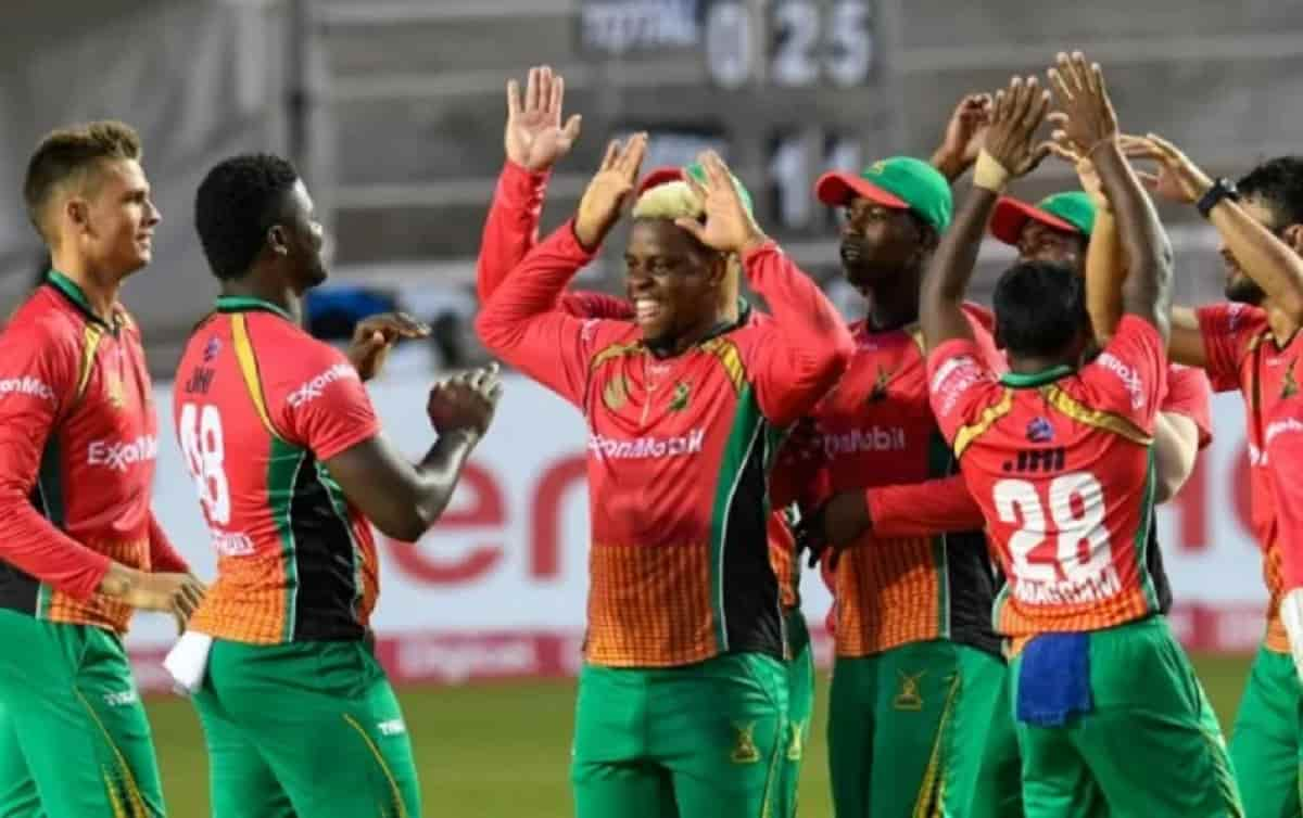 Nicholas Pooran,Shimron Hetmyer among players retained by Guyana Amazon Warriors in CPL