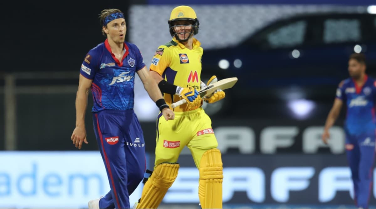 I couldn't stop laughing, Sam Curran on bowling to elder brother Tom in IPL