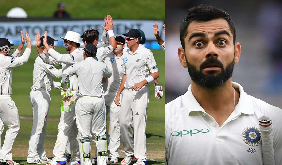 ICC WTC Final- Tim Southee's warning to Virat Kohli,  Says It will be nice to take his wicket