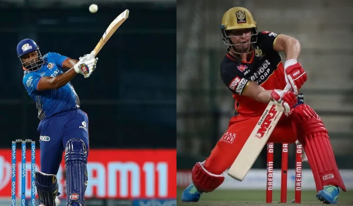 IPL 2021 : Pollard says, he is not a 360 degree player like AB De Villiers