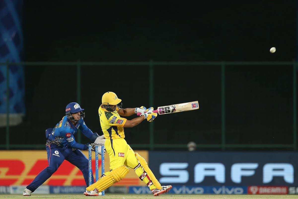 IPL 2021 - CSK vs Mumbai Indians