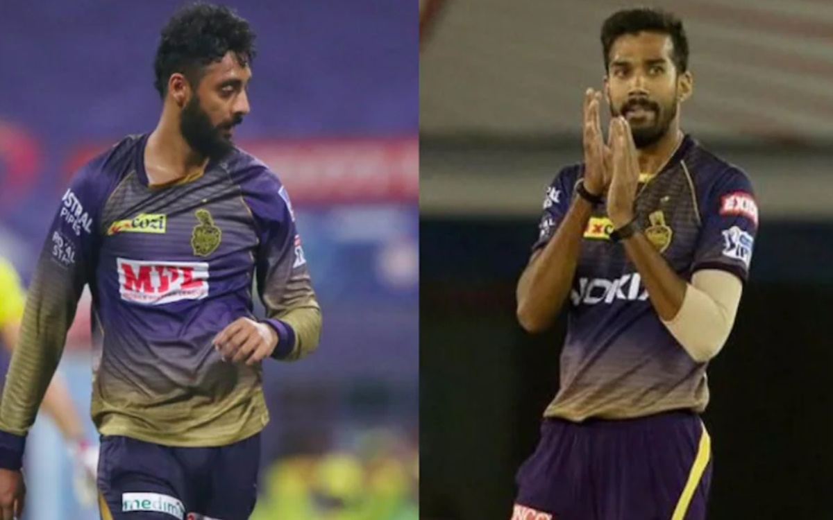 Cricket Image for Ipl 2021 Kkr Cricketers Testing Positive For Coronavirus Because Of This Reason