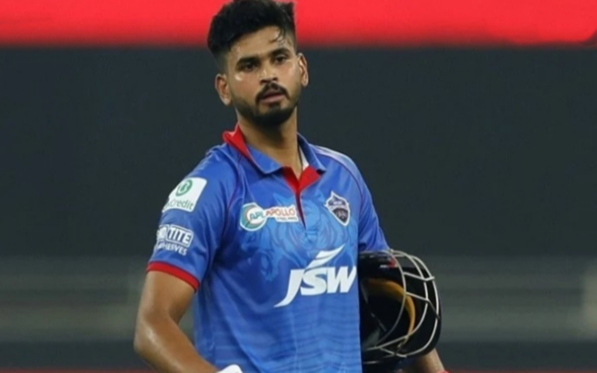 Cricket Image for Ipl 2021 Shreyas Iyer Will Be The Captain Of The Delhi Capitals If He Is Fit