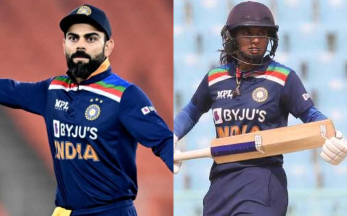 Cricket Image for भारत की पुरुष और महिला क्रिकेट टीमें एक साथ जा सकती हैं इंग्लैंड,मुंबई में इतने दि