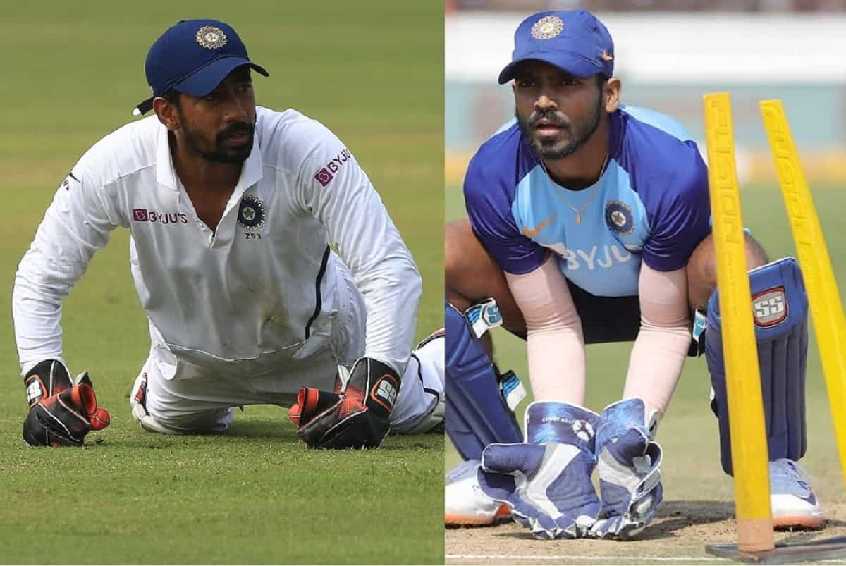 India tour of England: RCB's KS Bharat roped in as cover for Wriddhiman Saha