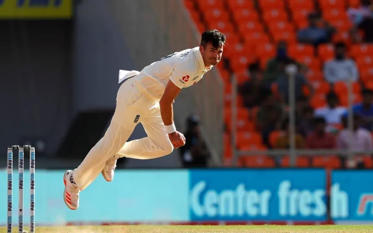 Cricket Image for 38 साल के जेम्स एंडरसन ने न्यूजीलैंड और भारत के खिलाफ टेस्ट सीरीज के लिए रखा ये टा