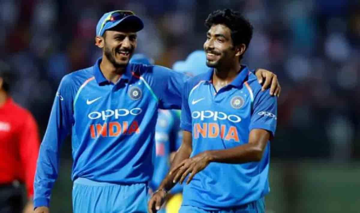 Cricket Image for जसप्रीत बुमराह ने मारा मिर्जापुर-2 का डायलॉग,अपनी पोस्ट पर किए कमेंट पर अक्षर पटेल