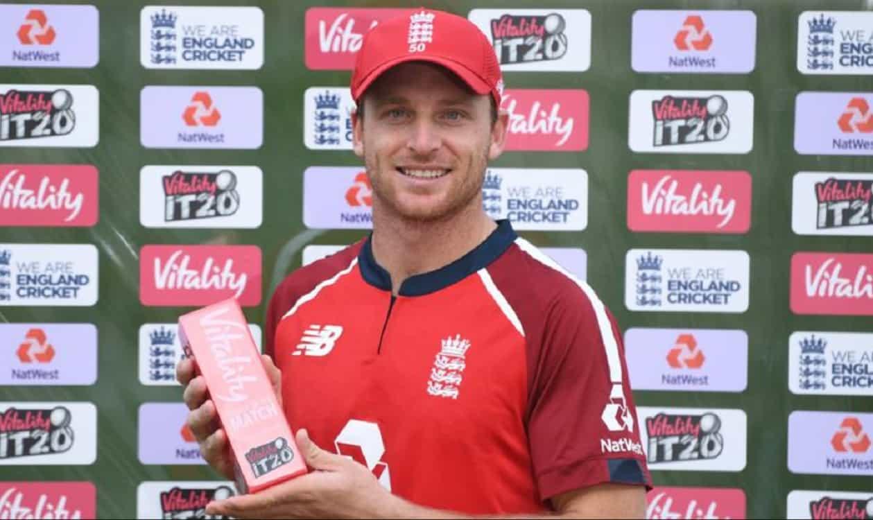 Cricket Image for  जोस बटलर ने खोला राज,इन 2 भारतीय बल्लेबाजों को खेलता देखने के बाद लिया था क्रिकेट