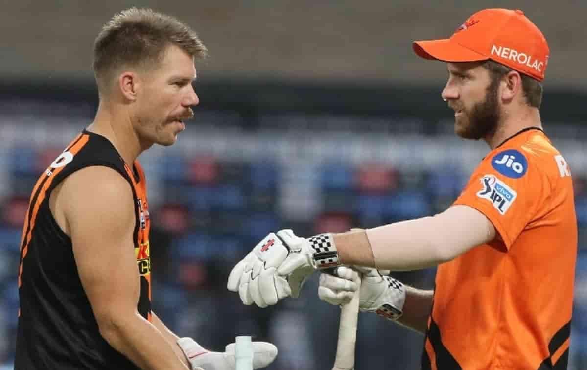 Cricket Image for Kane Williamson Replaces David Warner As SunRisers Hyderabad Captain