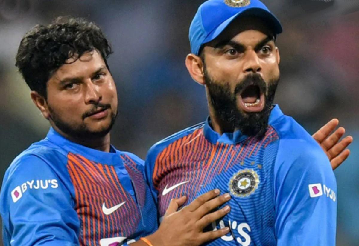 Cricket Image for Kuldeep Yadav Says Kkr Management Has Been A Little Harsh On Me
