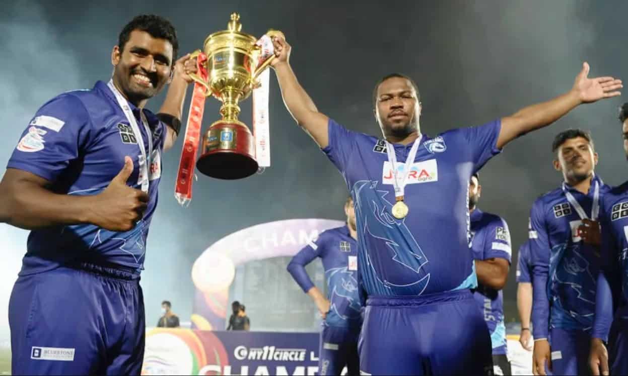 Cricket Image for LPL 2021: लंका प्रीमियर लीग 2021 की तारीखों का हुआ ऐलान, भारत के खिलाफ सीरीज के तु