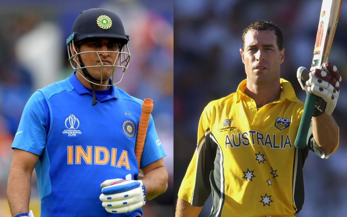 Cricket Image for Michael Bevan Birthday Icc Tries To Cheekily Troll Ms Dhoni