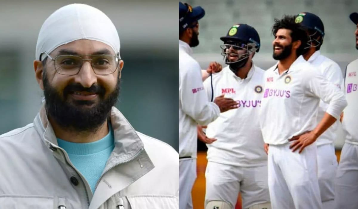 Monty Panesar picks India's XI for the WTC final