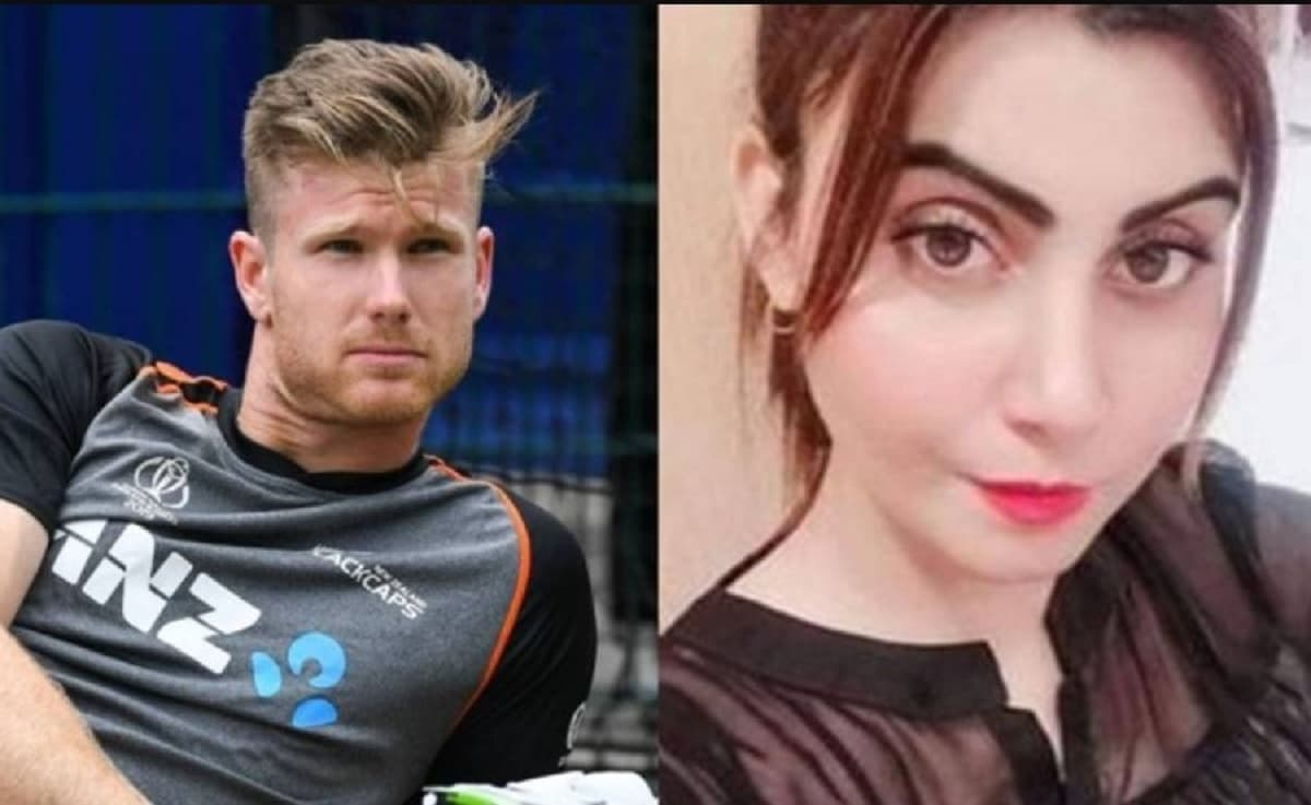 Neesham responds after Pakistani actress asks Kiwi cricketer to become the father of her future kids