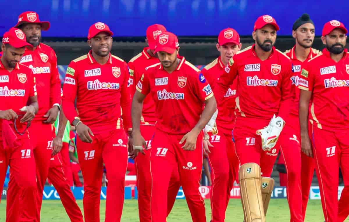 IPL 2021 points table update after PBKS vs RCB Match