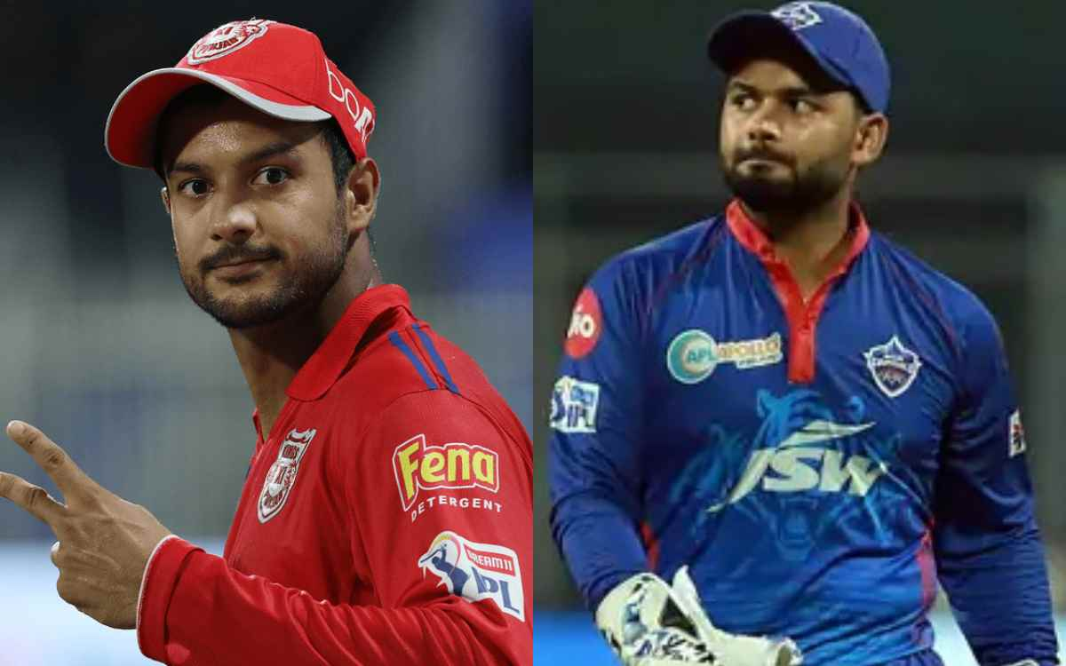 Delhi Capitals opt to bowl first against Punjab Kings in 29th Match of IPL 2021