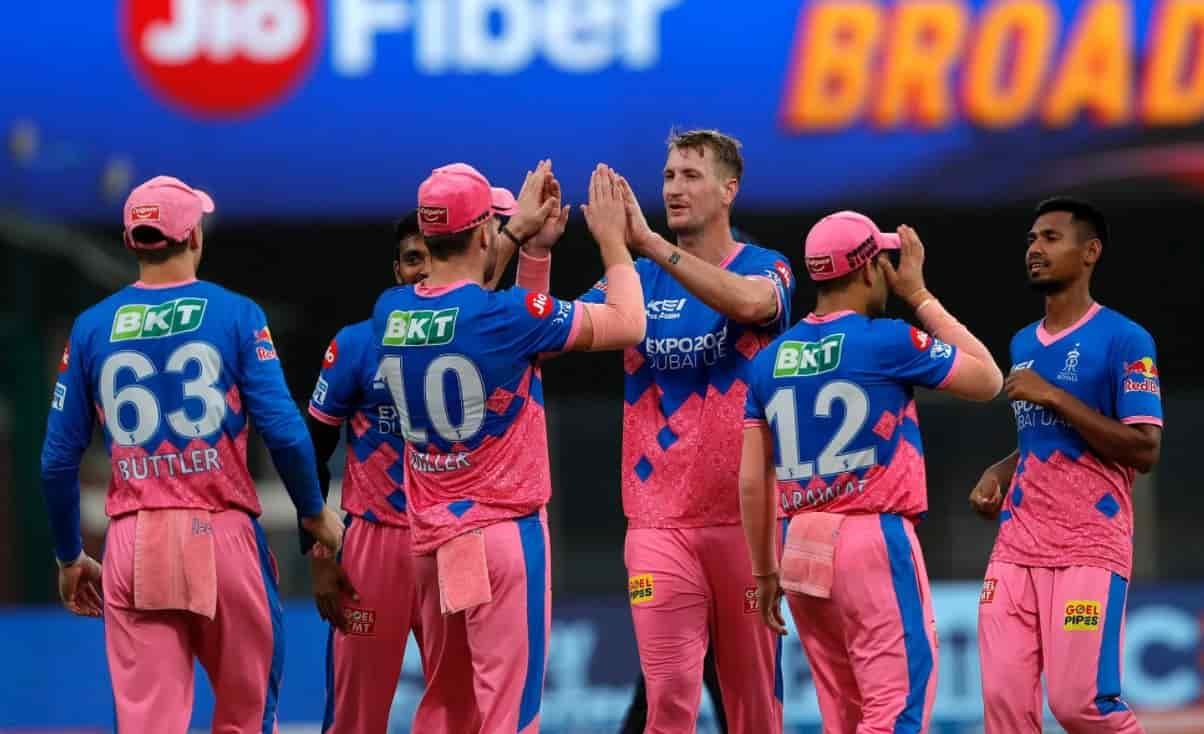 Rajasthan Royals beat Sunrisers Hyderabad by 55 runs