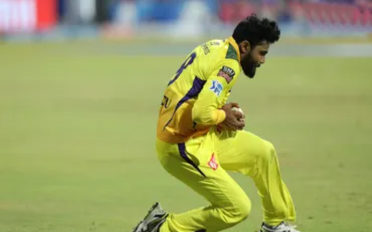 Cricket Image for Ravindra Jadeja Says Even When I Drop Catches People Dont Criticize