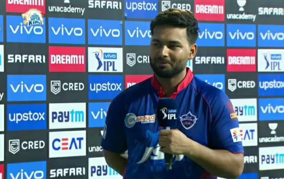 Cricket Image for कप्तान ऋषभ पंत ने बताया दिल्ली कैपिटल्स की सफलता का राज, ऐसे टीम बनी पॉइंट्स टेबल