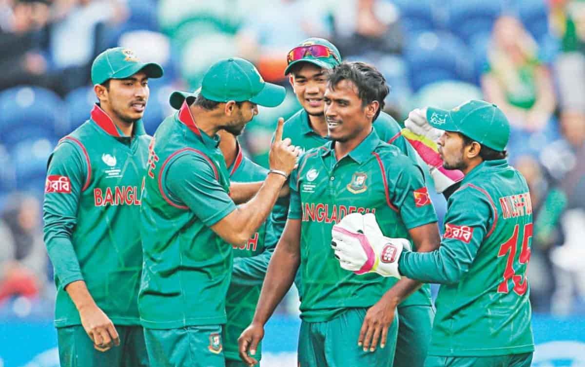 Cricket Image for BAN vs SL: बांग्लादेश क्रिकेट टीम को डबल झटका, श्रीलंका के खिलाफ वनडे सीरीज से बाह