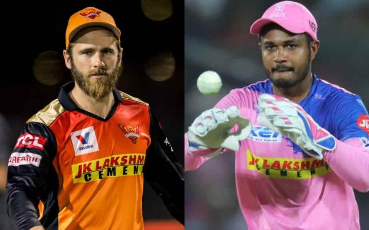 Cricket Image for IPL 14: राजस्थान के खिलाफ सनराजर्स हैदराबाद का गेंदबाजी का फैसला, डेविड वॉर्नर समे