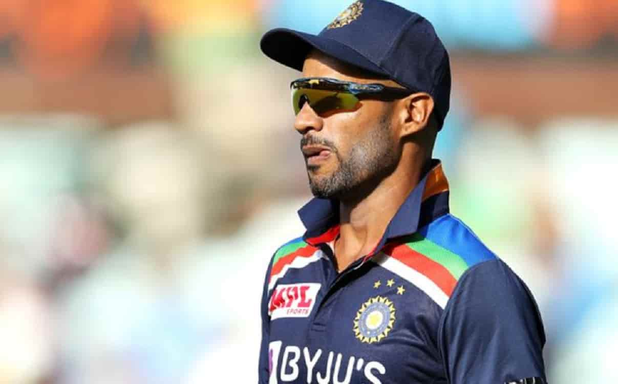 Cricket Image for Gurugram Police Thanks Shikhar Dhawan For Donating Oxygen Concentrators