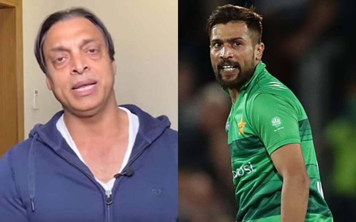 Cricket Image for पापा मिकी आर्थर हमेशा बचाने के लिए नहीं रहेंगे, मोहम्मद आमिर पर भड़के शोएब अख्तर