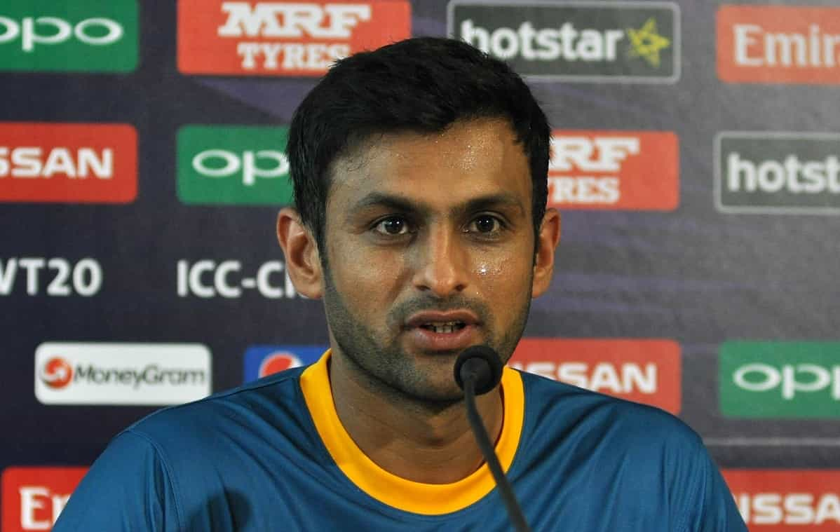 Cricket Image for Pakistan Players Selected On Basis On Connections: Shoaib Malik