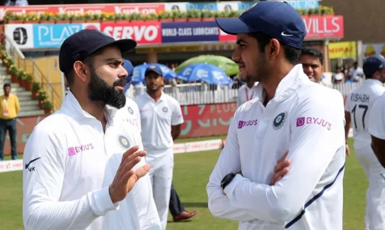 Cricket Image for शुभमन गिल ने कहा, इंग्लैंड में टीम इंडिया के बल्लेबाजों को हिट होने के लिए ये 2 ची