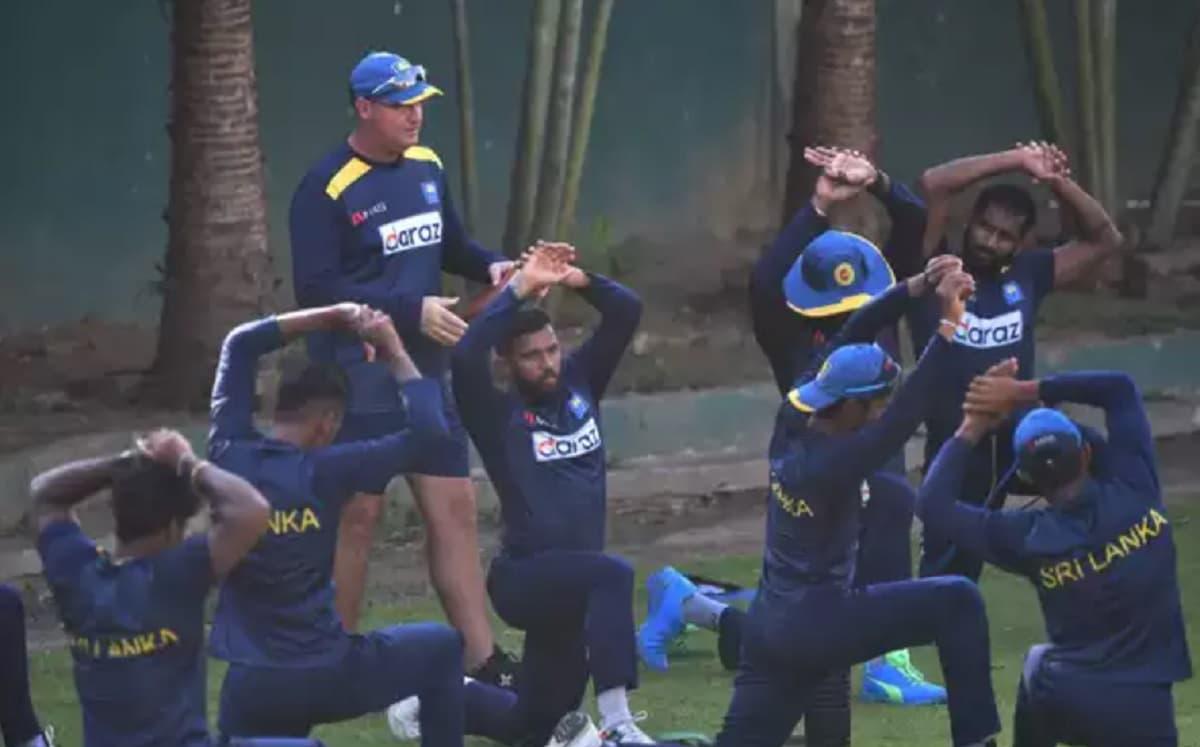 Sri Lanka bowler Shiran Fernando tests negative in third round