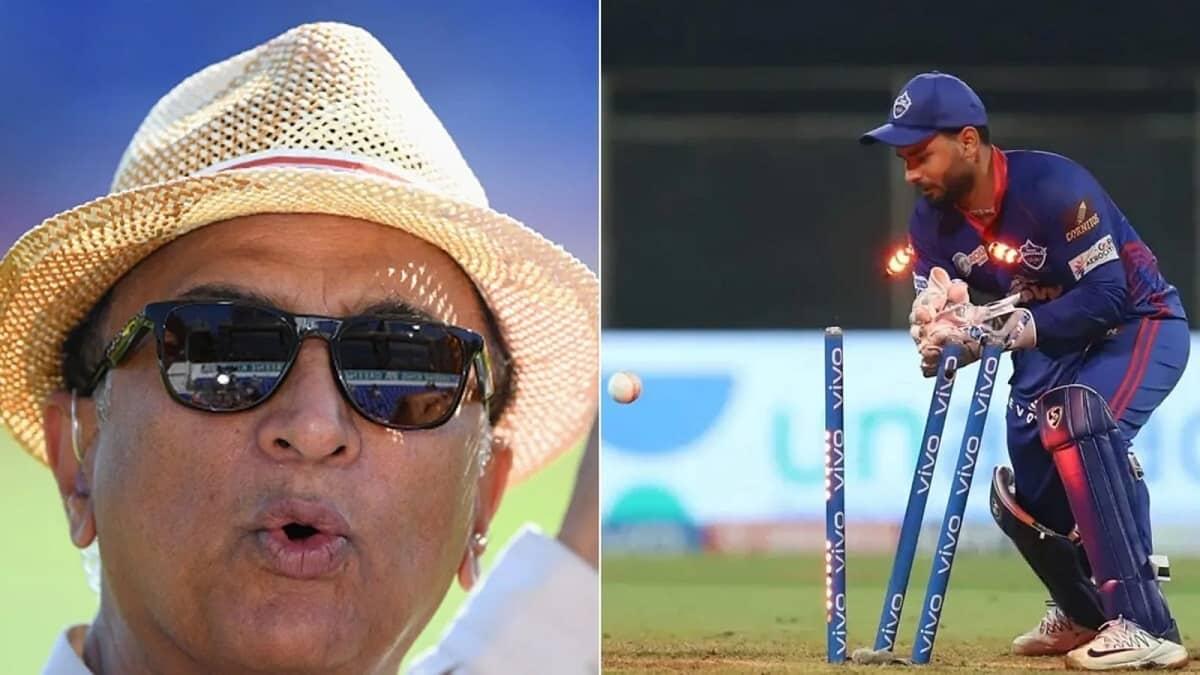 Sunil Gavaskar predicts Rishabh Pant to become a successful captain