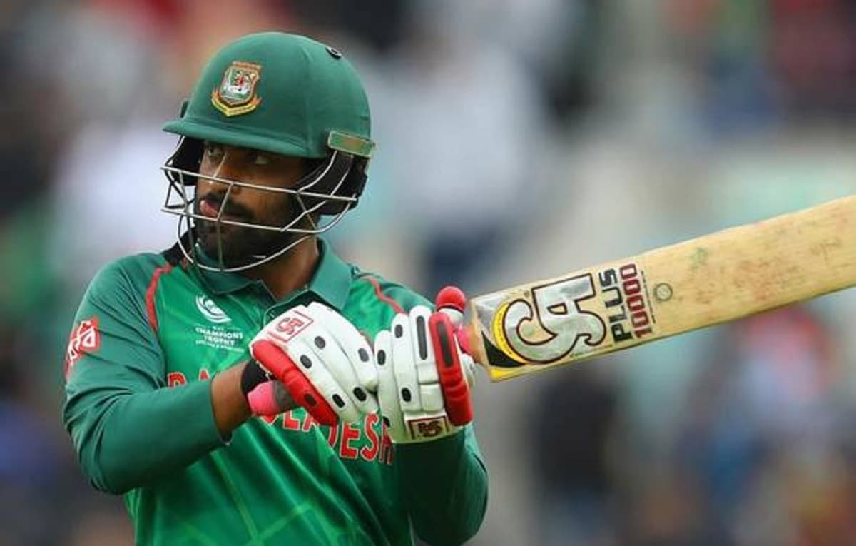 Cricket Image for बांग्लादेश के कप्तान तमीम इकबाल को झटका, अभद्र भाषा का इस्तेमाल करने पर ICC ने सुन