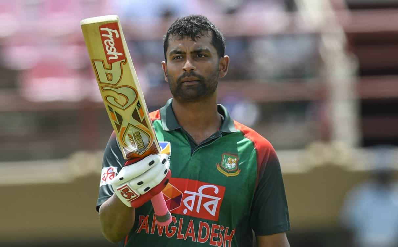 Cricket Image for Tamim Iqbal Fined For Audible Obscenity In ODI vs Sri Lanka