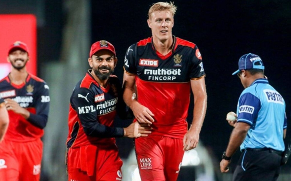 Cricket Image for Tim Southee Reacts To Kyle Jamieson Declining Virat Kohli Request