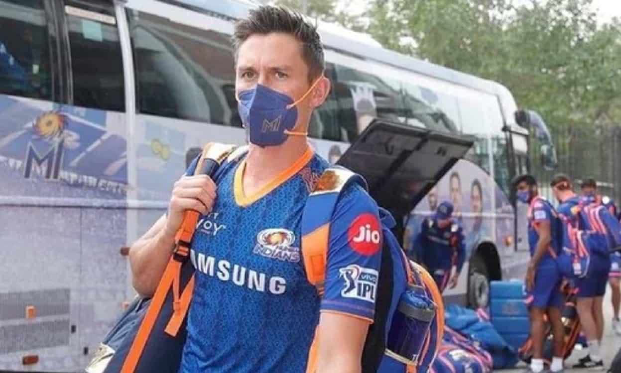 Cricket Image for MI के गेंदबाज ट्रेंट बोल्ट भारत के हालत देखकर हुए इमोशनल, इंस्टाग्राम पर पोस्ट किय