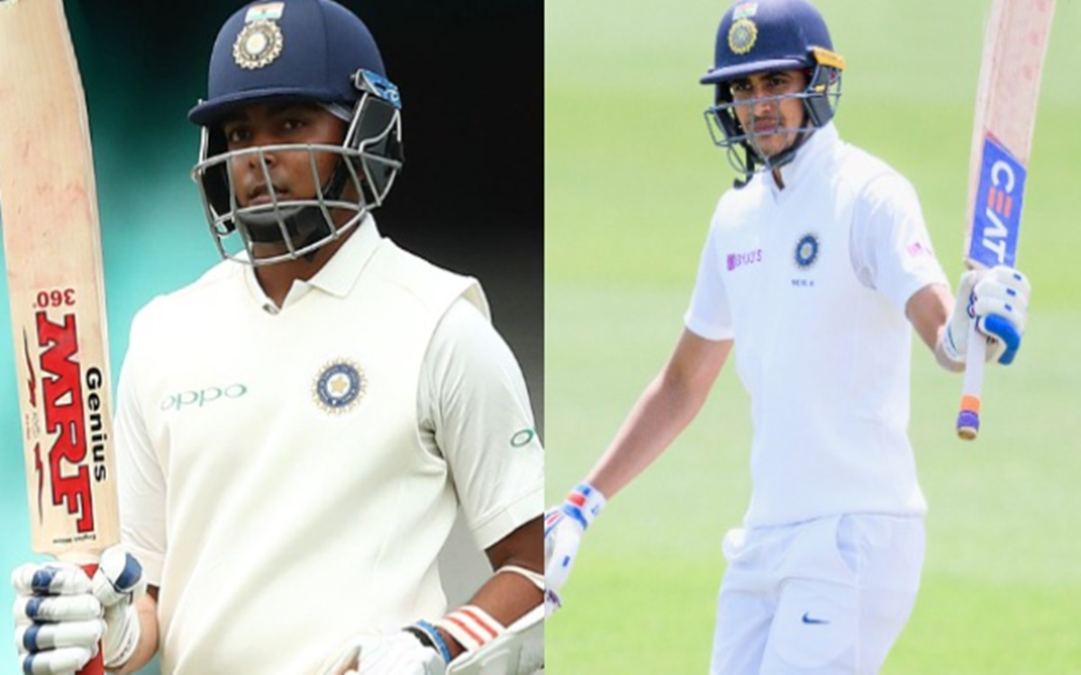 Cricket Image for Wtc Final Shubman Gill Poor Performance In Last 7 Test Innings