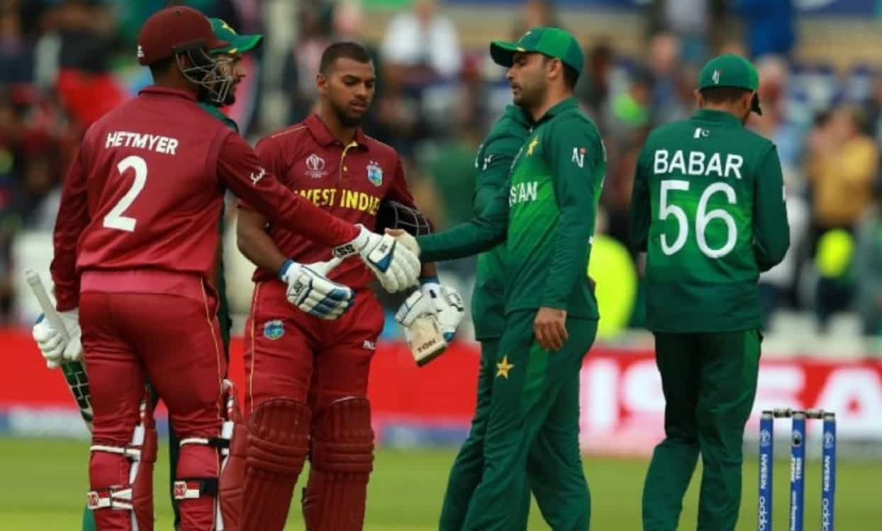 T20 World Cup on mind, Pakistan, West Indies swapped a Test for two T20Is