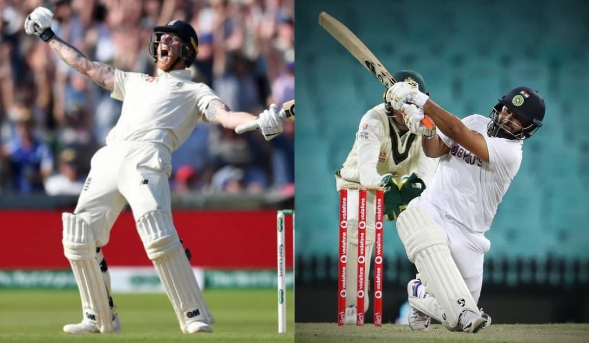 World Test Championship (WTC) - Top 5 batsmen with most sixes
