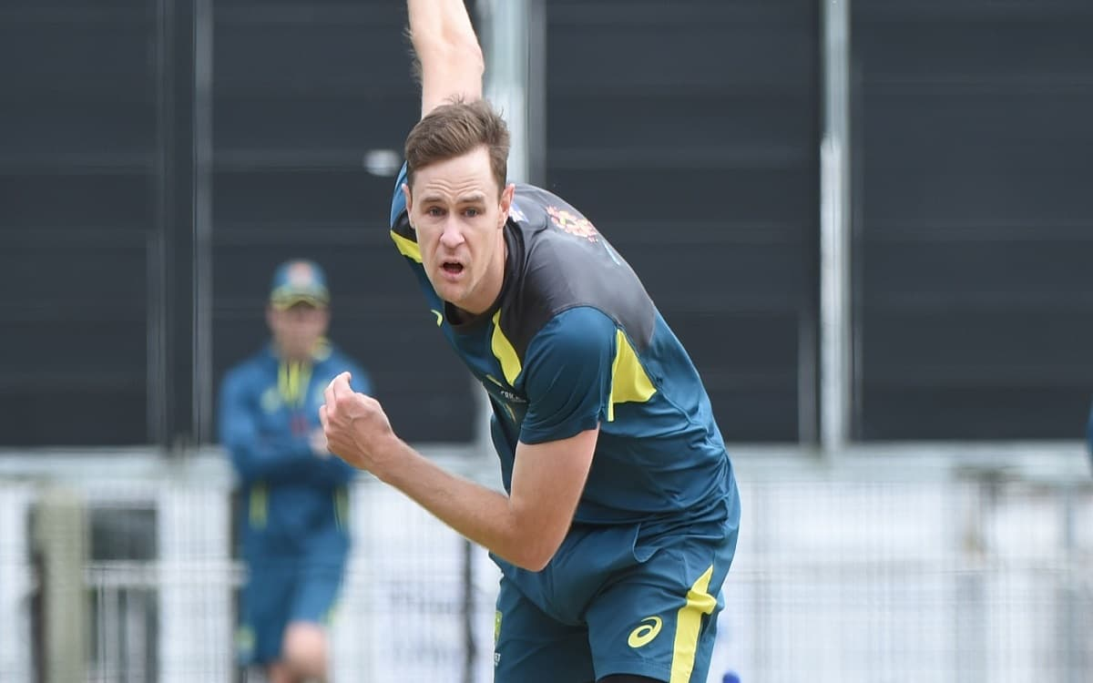 Cricket Image for Jason Behrendorff Came Forward To Help In The War Against Corona In India By Secre