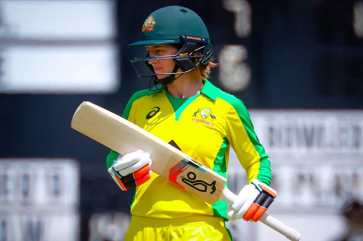 Australia's Rachael Haynes Withdraws From The Hundred