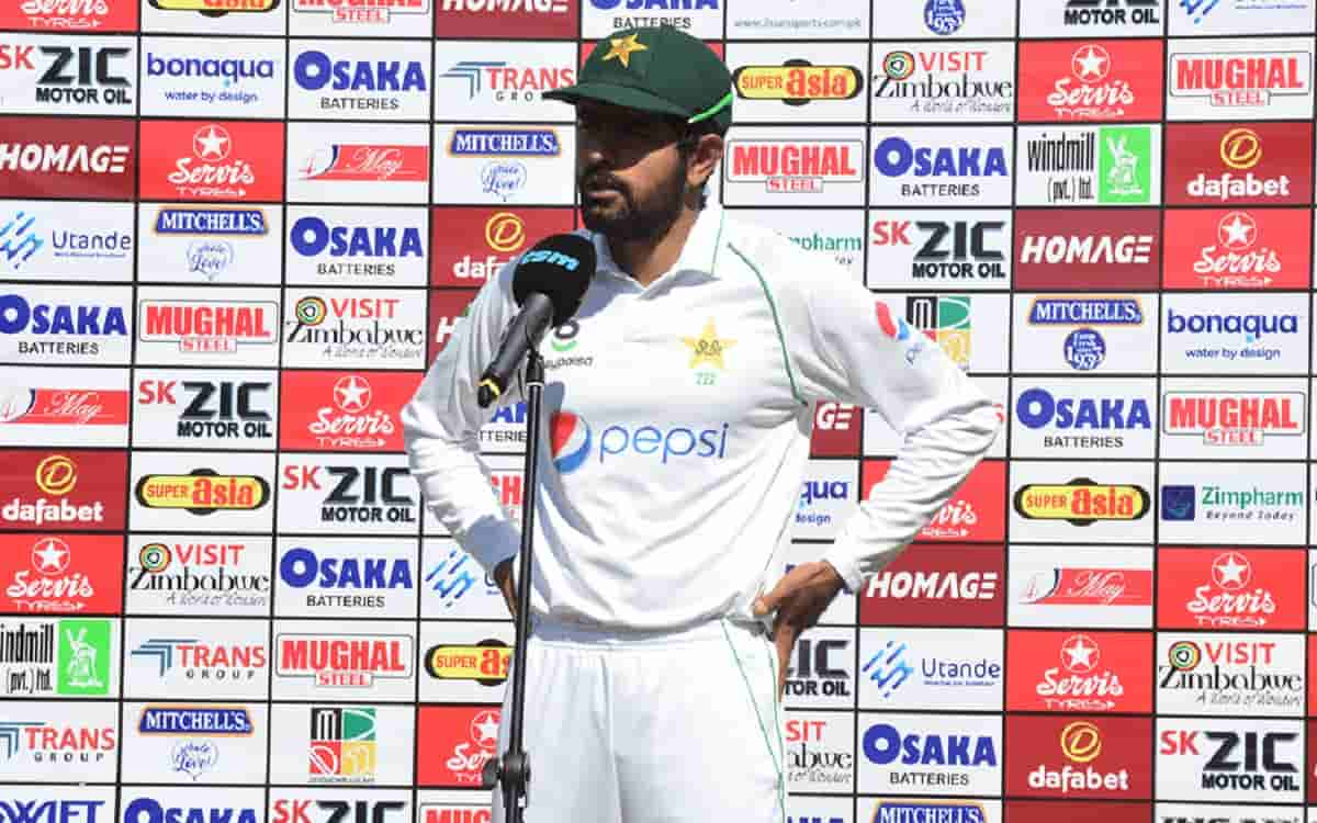 Babar Azam's big record with victory against Zimbabwe secure four consecutive wins as a captain