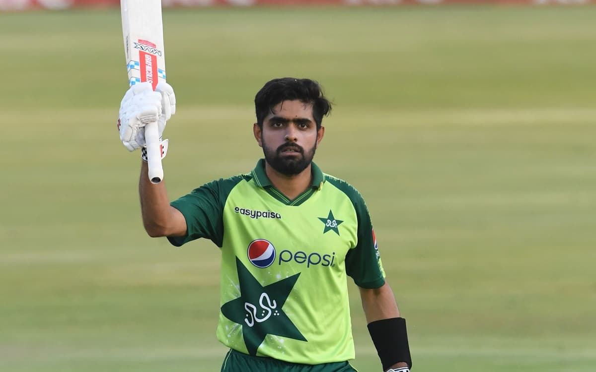 Cricket Image for Babar Azam's ODI Exploits Get Thumbs Up From ICC