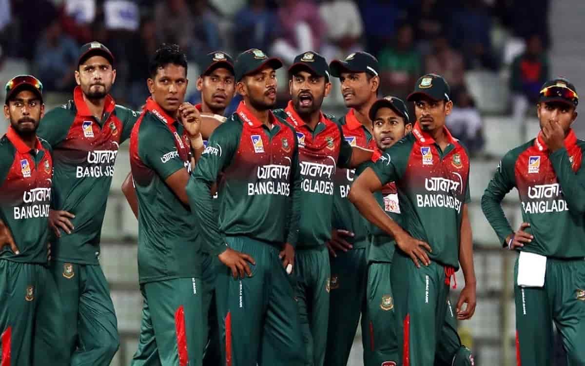 Bangladesh's 15-man squad announced against Sri Lanka, the board included Shakib al Hasan in the squad