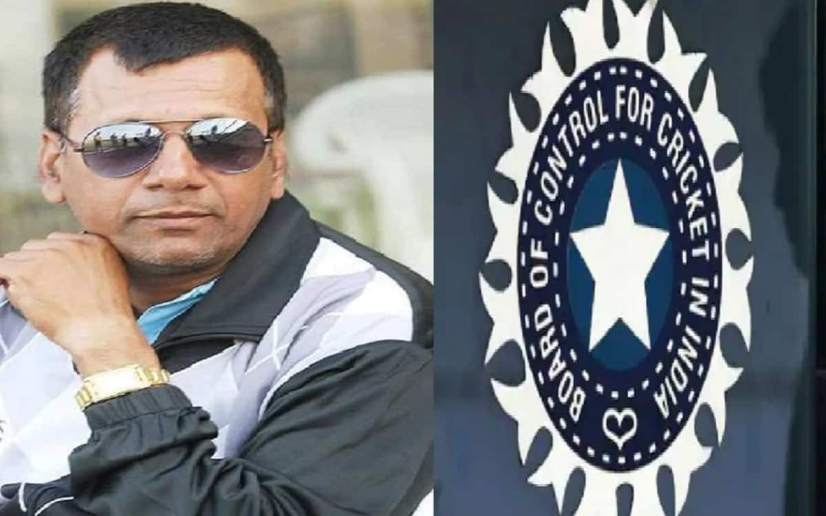 BCCI official scorer KK Tiwari said 'goodbye' to the world that Corona became the cause of death
