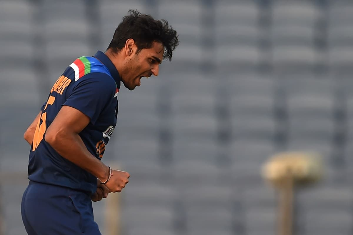 Cricket Image for Bhuvneshwar Kumar Is India's Key In Limited Overs But Not In Test Matches