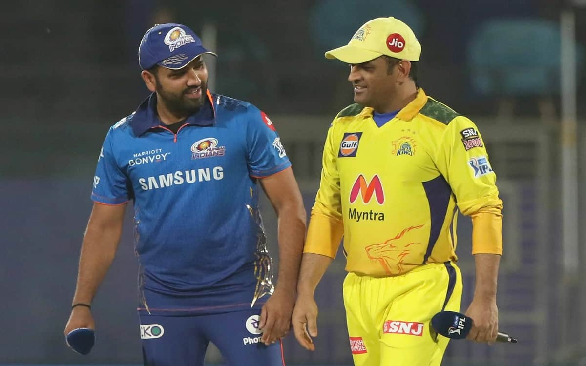 Cricket Image for Mumbai Indians Decided To Bowl After Winning The Toss Against Chennai Super Kings