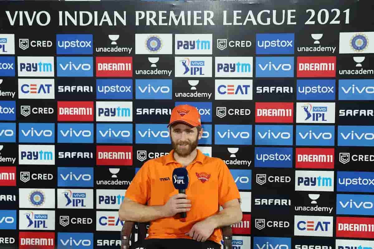 Cricket Image for Clearly There Were Some Breaches In IPL 2021 Bio-Bubble: SRH's Kane Williamson