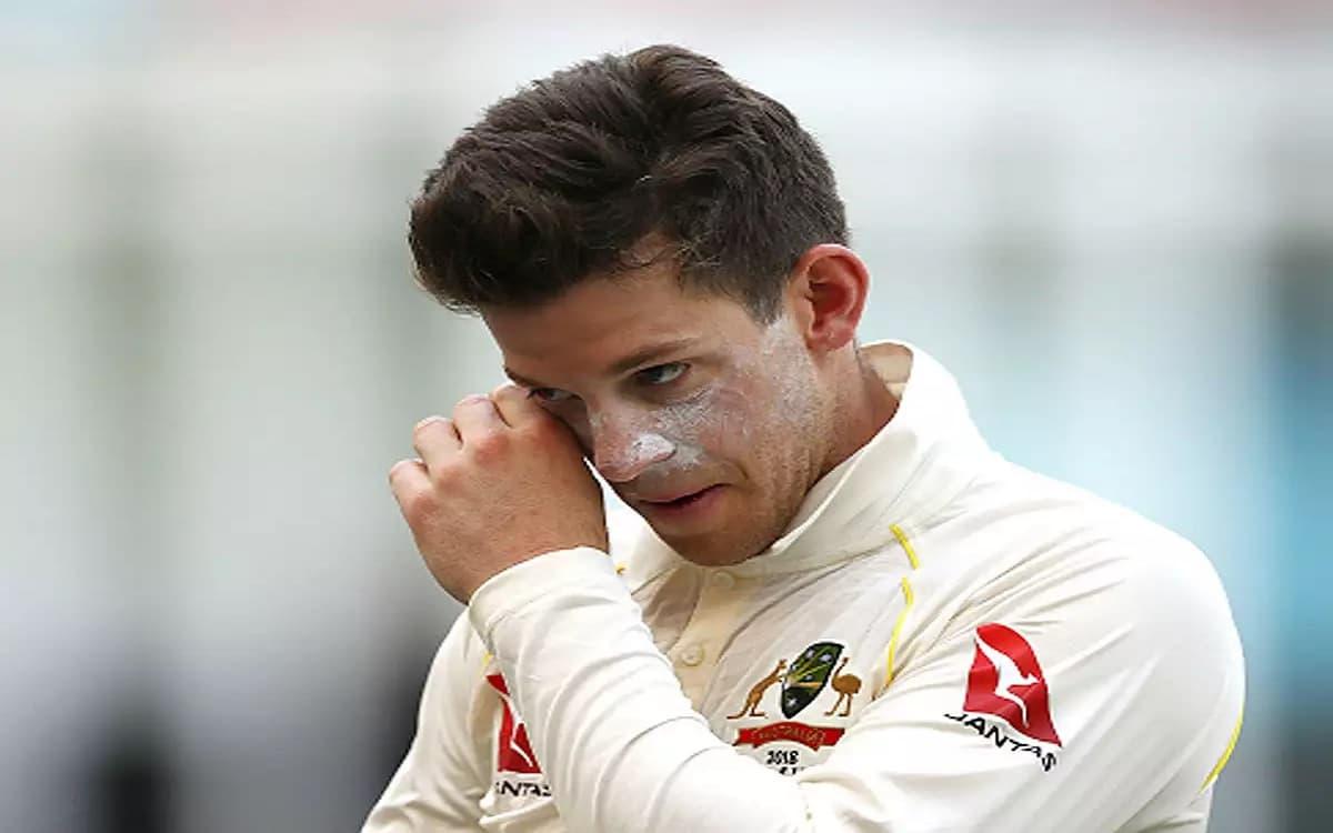 Cricket Image for टिम पेन छीनी जा सकती है ऑस्ट्रेलियाई टेस्ट टीम की कमान, कप्तान ने इस नाम का किया स